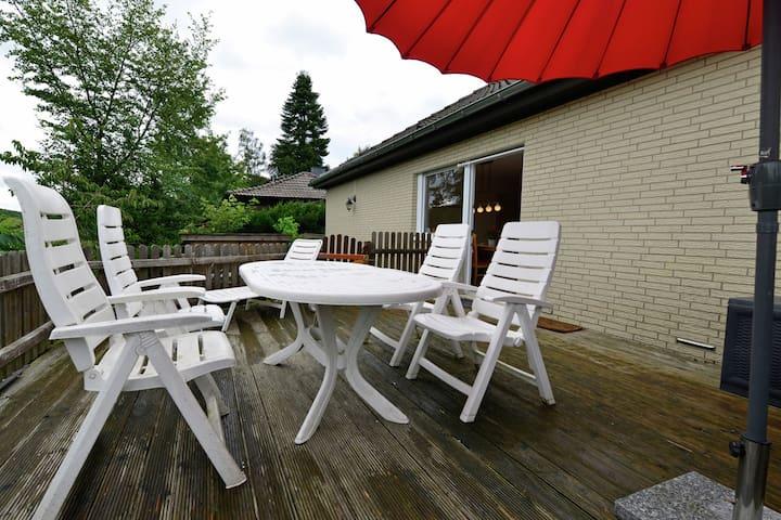Lovely Holiday Home in Diemelsee near Ski Area Willingen