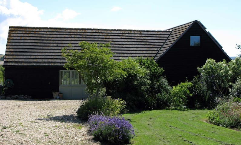 The Little Barn (Wightbarn), Isle of Wight, UK - Newport - Rumah