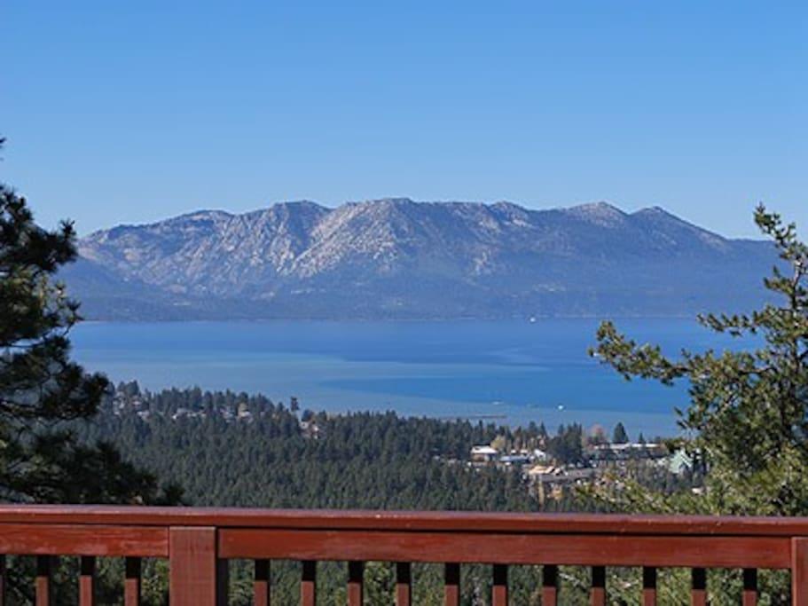 Panoramic Views of the Lake