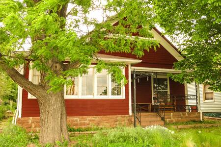 The Lyons Den, Near Boulder - 里昂(Lyons)