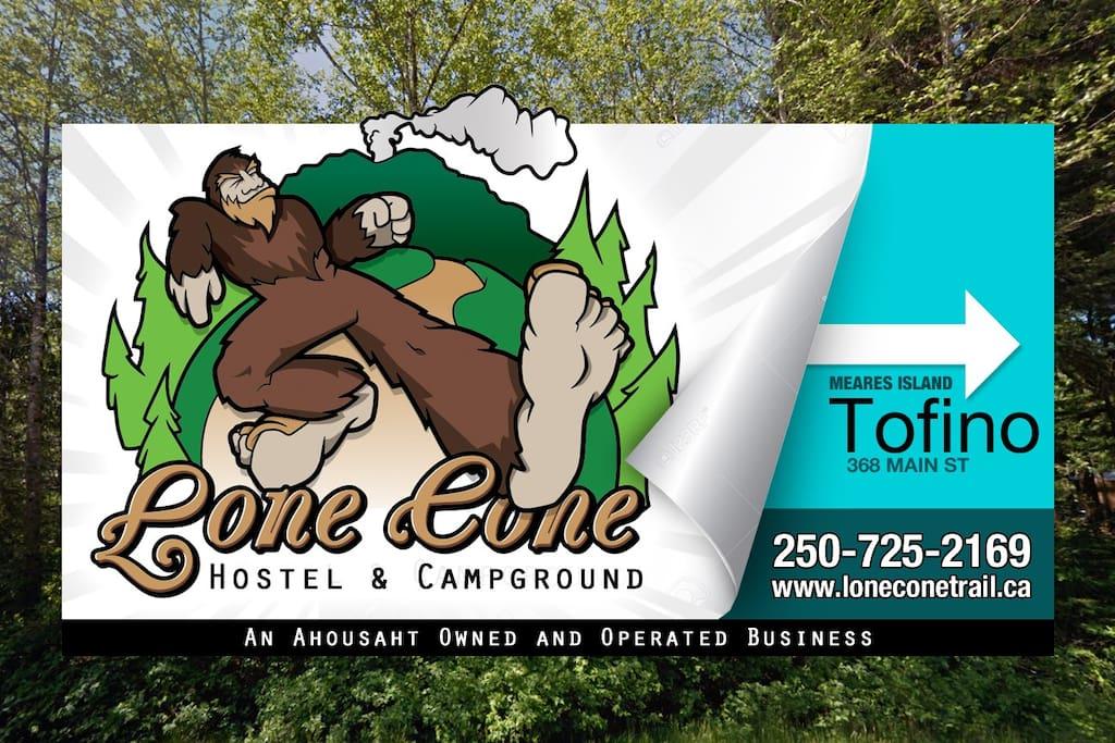 Lone Cone Hostel