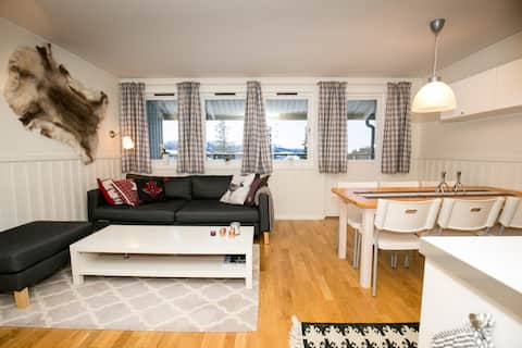 Cosy apartment close to the nature, 6 km from Åre