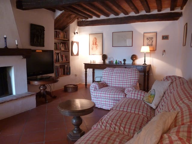 Appartamento in borgo toscano!!! - Iesa - Apartment