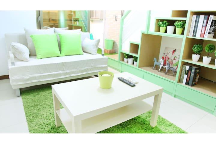 優惠中Green House(2-4人) - Taipei Ximen