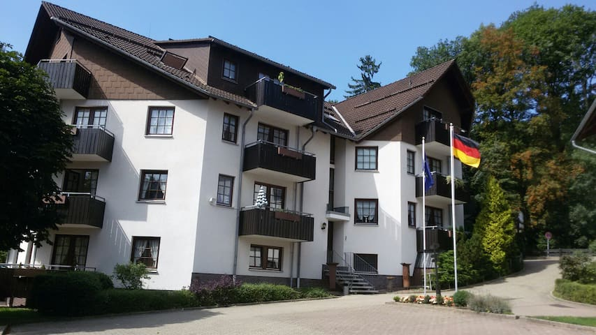 Ferienwohnung Sweety Home Haus Sachsensteinblick - Bad Sachsa - Appartement