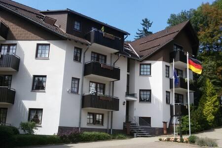 Ferienwohnung Sweety Home Haus Sachsensteinblick - 巴德萨萨 (Bad Sachsa) - 公寓