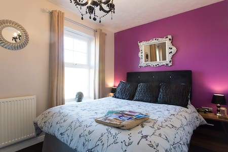 Five Star Beautiful Double Room. - Bradford - Haus