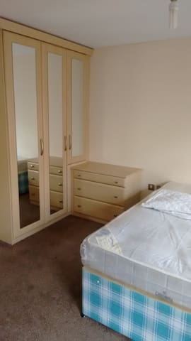 We have 2 double beds with ensuits