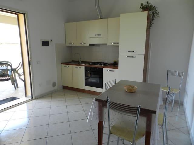 Appartament Torre Bella Marsiglia - Magliano in Toscana - Wohnung