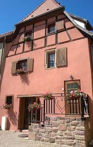 Gîte de Charme l'Accroche Coeur - Hattstatt