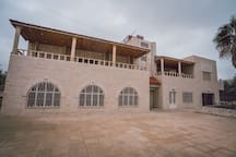 Villa Karrain Madaba-Studio one