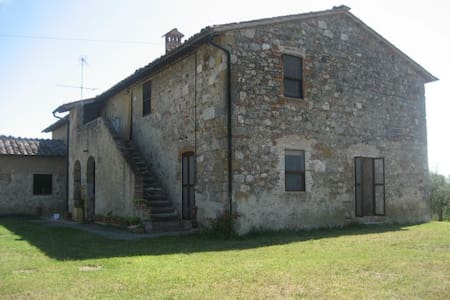 Farmhouse in the Tuscan countryside - Colle di Val d'elsa
