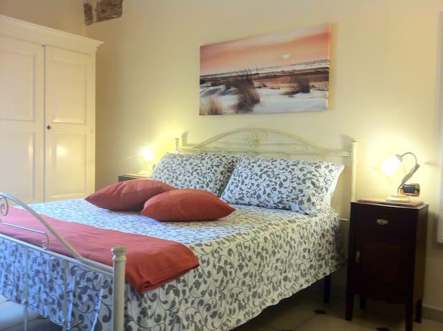 Una suite in un antico palazzo del XVIII