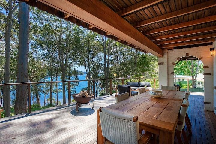 Elvina Bay Beach House - L'Abode Accommodation