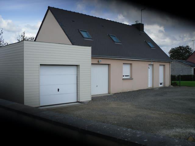 Maison de 90m2 - Le Loroux - 一軒家