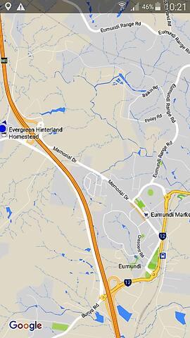 Evergreen Hinterland Homestead Cottage - Eerwah Vale/ Eumundi - Dům