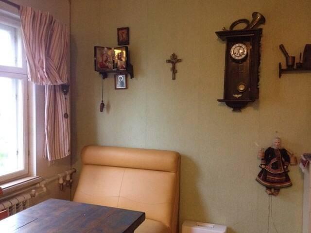 Дом для семьи или компании - Okunevo - Casa