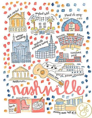 No better Place than Nashville