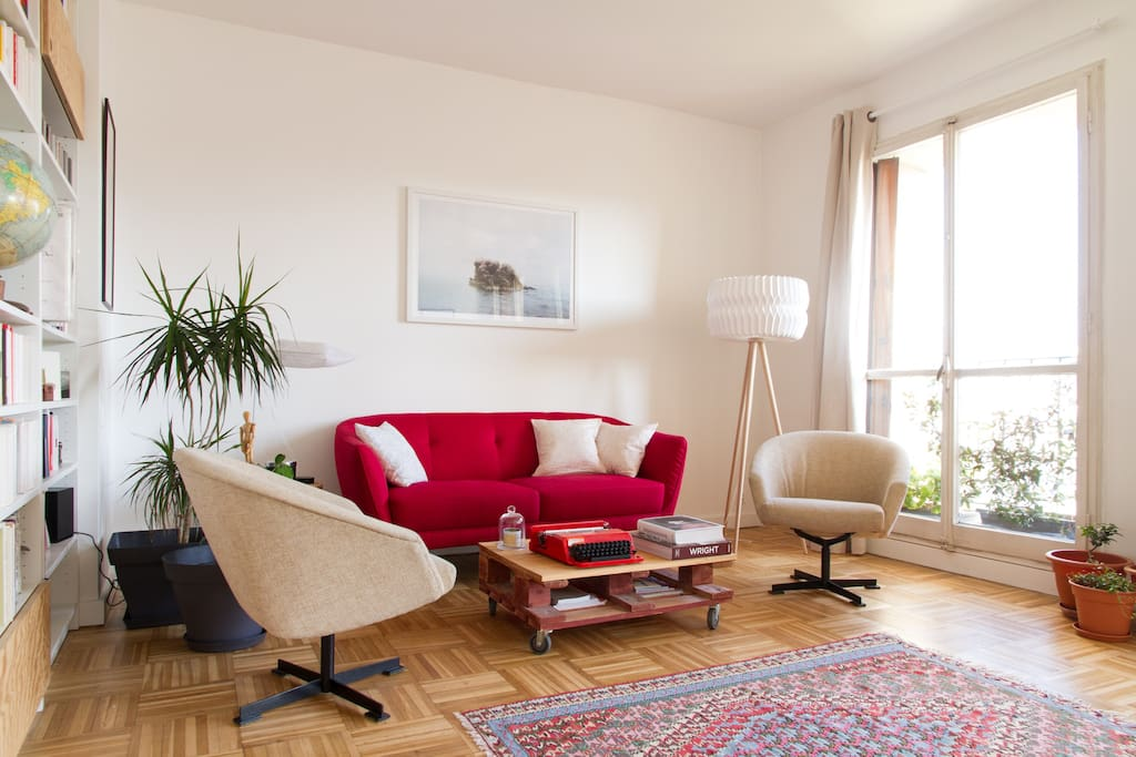Le séjour - The living room