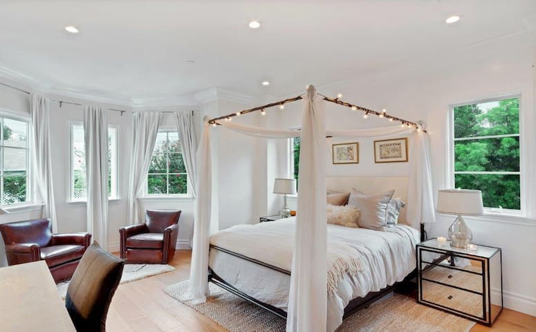 Palisades Private Suite In Gorgeous Home