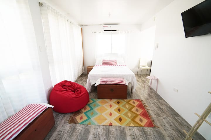Sunny and Cozy Apartment near Robinsons Ilocos