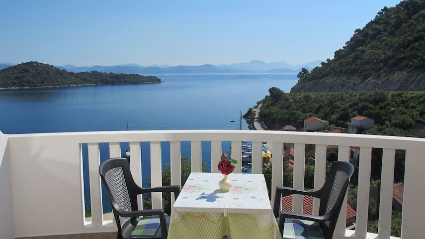 New Apart for two-Stunning Sea View - Sobra - Lägenhet