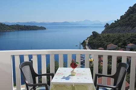 New Apart for two-Stunning Sea View - Sobra - Huoneisto
