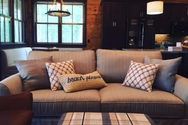 Brand New Coastal Style Lakehouse