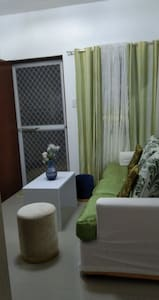 Zee Residences room 2. A private cozy room