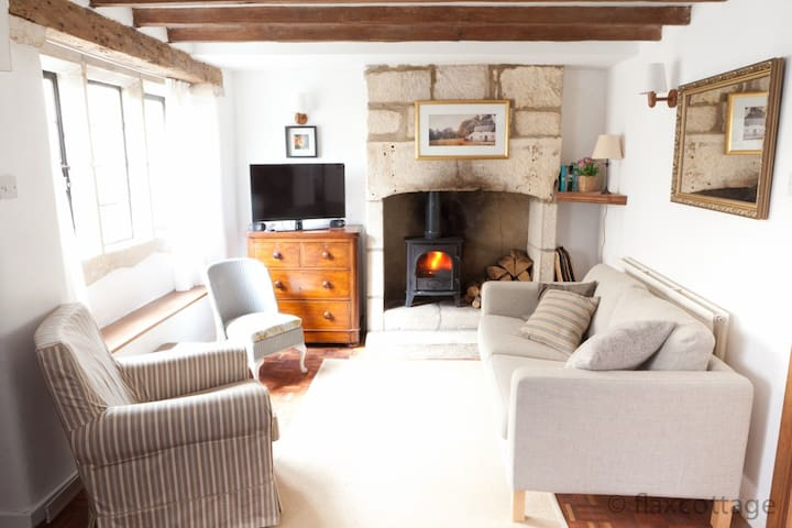 Flax Cottage - Painswick, Cotswolds - Painswick - Hus