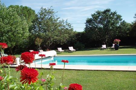 Large Room for B&B in South Ardèche - Berrias-et-Casteljau