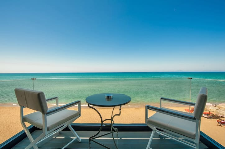 Dexamenes Luxury Seaside Suites  - Ilia - Vila