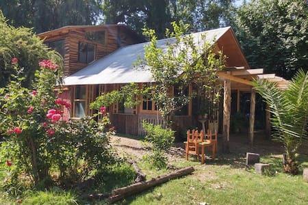 Casa en parcela EkoClub RM, Paine - Santiago - Hus