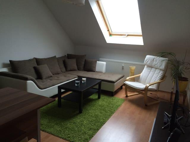 2-Zimmer Ferienwohnung mitten im schönen Kaßberg