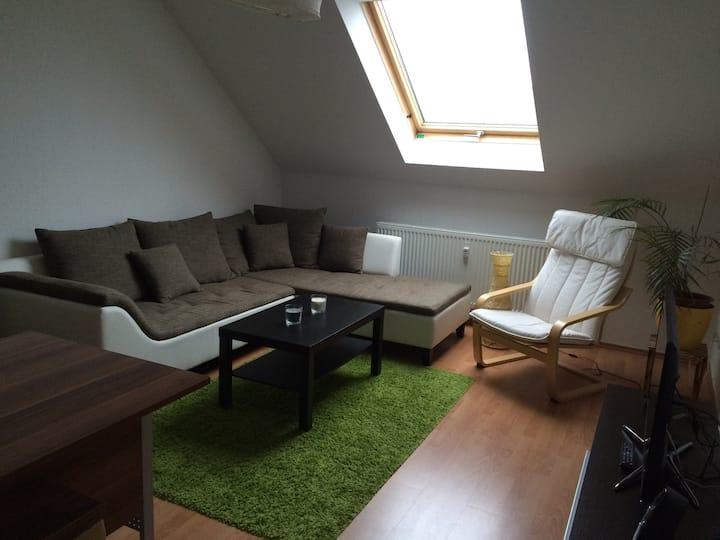 2-Zimmer Apartment mitten im schönen Kaßberg