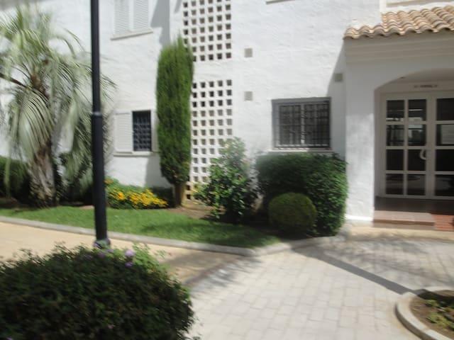 casa playa - Benalmádena - Apto. en complejo residencial
