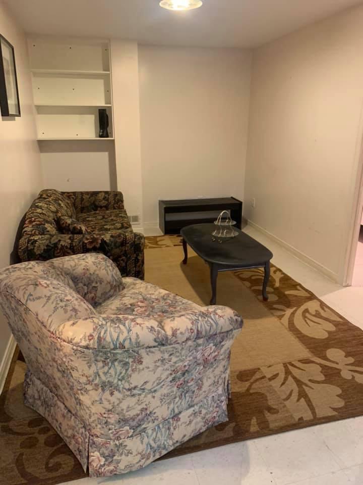 Entire Basement apartment