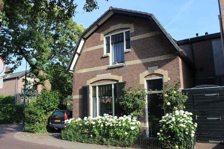 Lovely family house, in the Centre of Apeldoorn