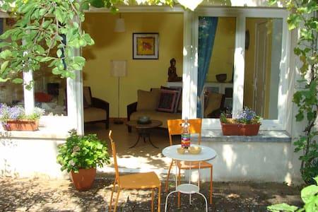 Delightful garden apartment, Cognac - Cognac - Apartamento