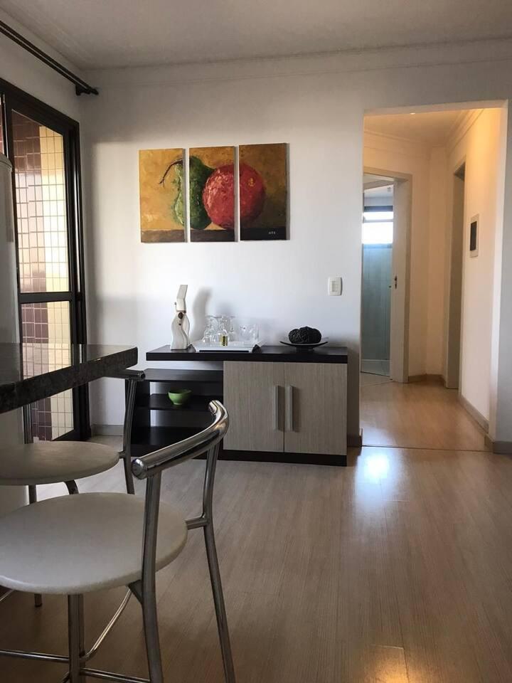 O mais lindo e aconchegante apartamento II