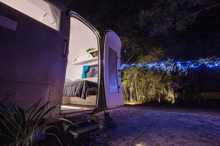The Hermitage Manatee - Airstream Tiny Living
