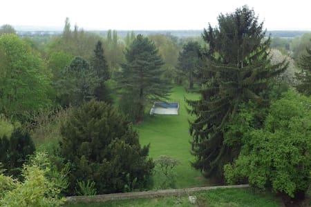 STUDIO DANS UNE DEMEURE DE CHARME - Vaux-sur-Seine