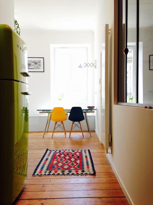 appartement 55m2 jardin public appartements louer bordeaux aquitaine france. Black Bedroom Furniture Sets. Home Design Ideas