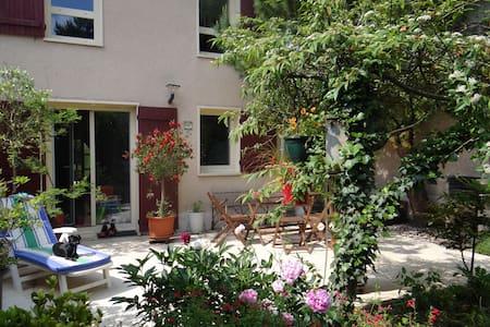 Maison avec jardin  à 30 min de Paris - Villemoisson-sur-Orge - Rumah