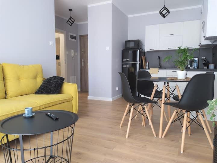 Apartament Loft Cypryjski - z myślą o Tobie.