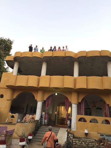 The mango guest house (syaha house) - Aswan  - Bed & Breakfast
