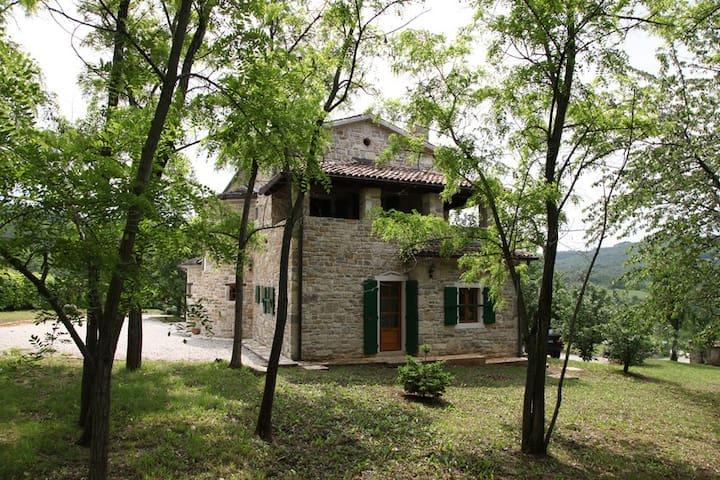 Castelletto Parenzana, Motovun - Motovun - Villa