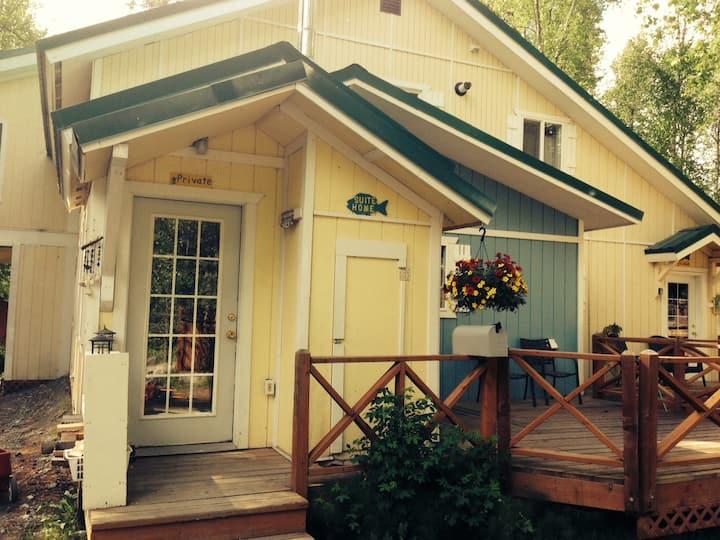 Talkeetna Eastside Cabin Suite 20%Discount-M-Thurs