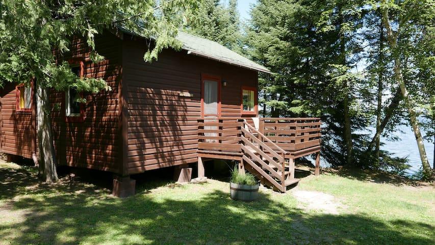 Homestead Cabin - Grey Wolf Lodge... 2 bedroom