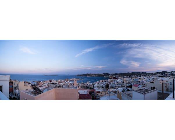 .panorama view.